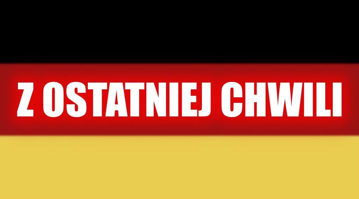 Przełom w Niemczech. Wszyscy na to czekali