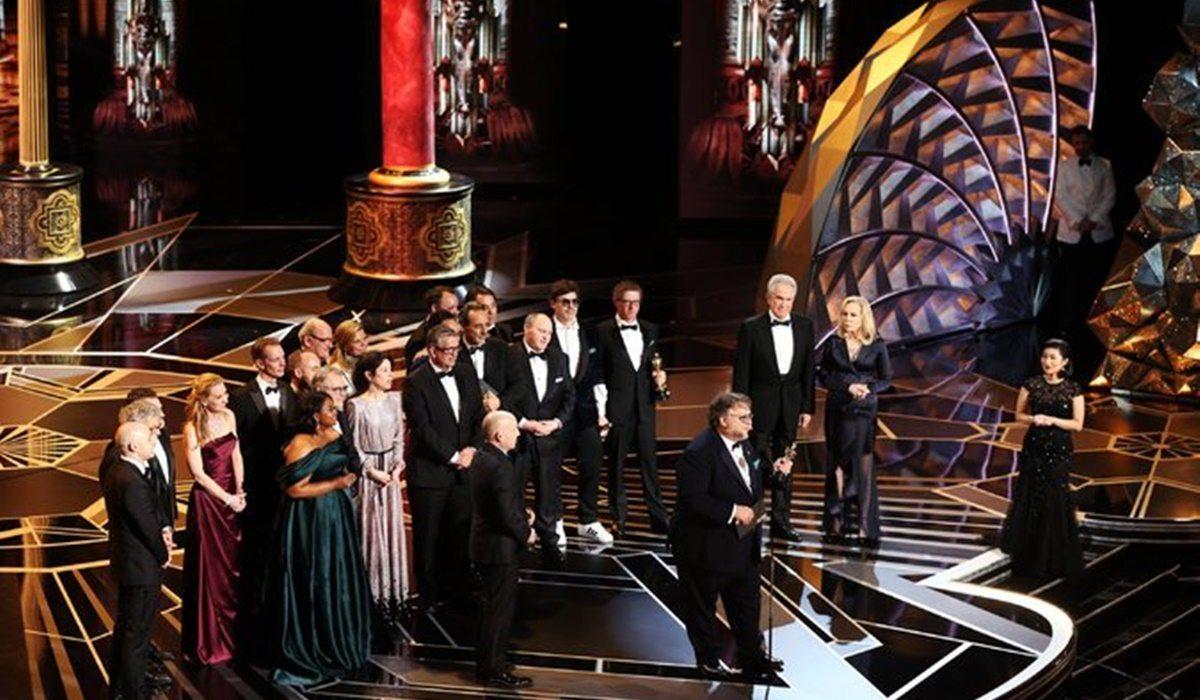 Nie do wiary! Ukradziono Oscara 2018 wielkiej gwiazdy