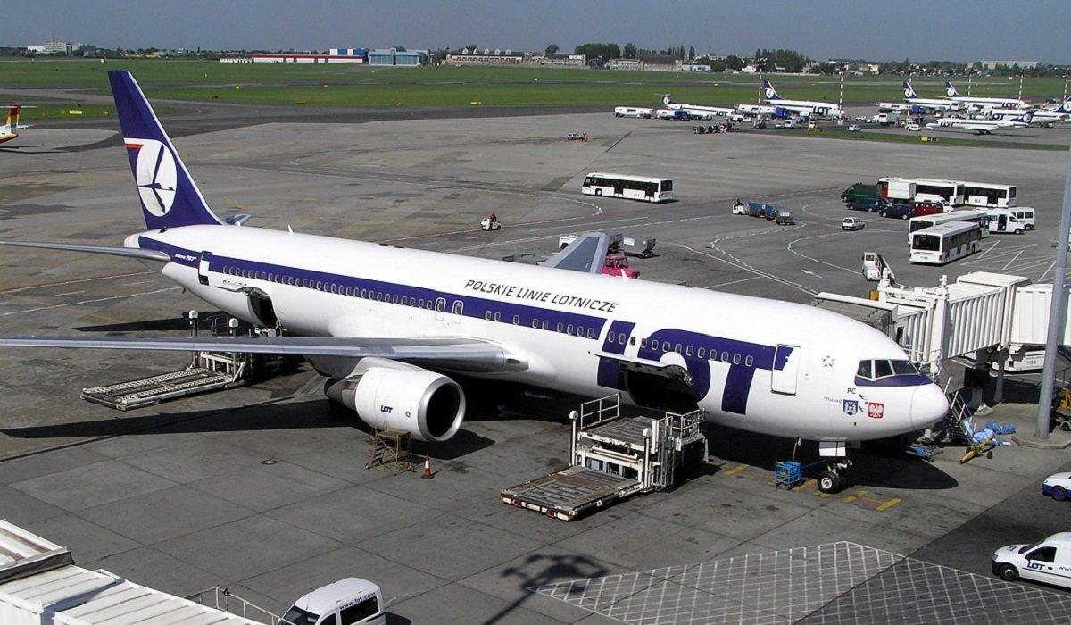 Awaria silnika w powietrzu! Piekło na pokładzie polskiego samolotu pasażerskiego