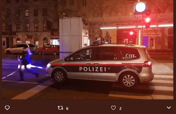 Horror terroryzmu powraca! Krwawy zamach w centrum stolicy
