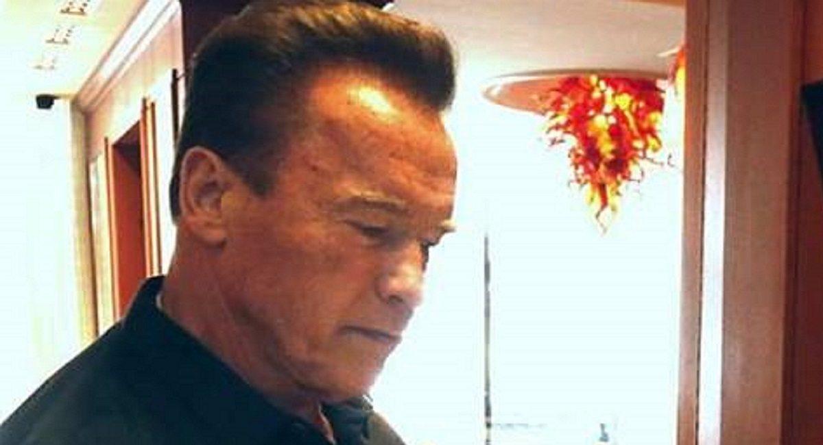 Arnold Schwarzenegger operowany!
