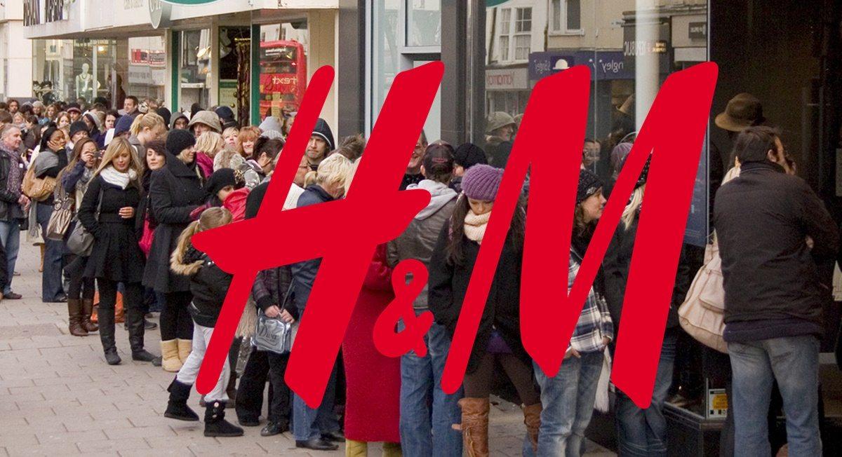 Klienci wściekli na H&M! Firma przyznaje się do błędu