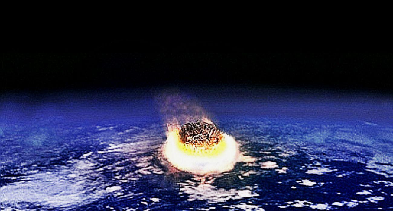 UWAGA: Gigantyczna bryła uderzy w Ziemię! Zniszczenia mogą być niewyobrażalne