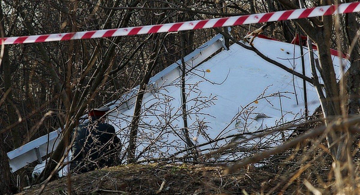 Grzegorz Peczkis o katastrofie smoleńskiej