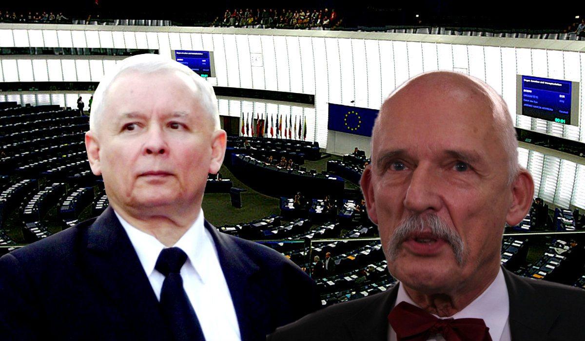 Dramat PiS i partii Wolność! Unia wydaje na nich wyrok