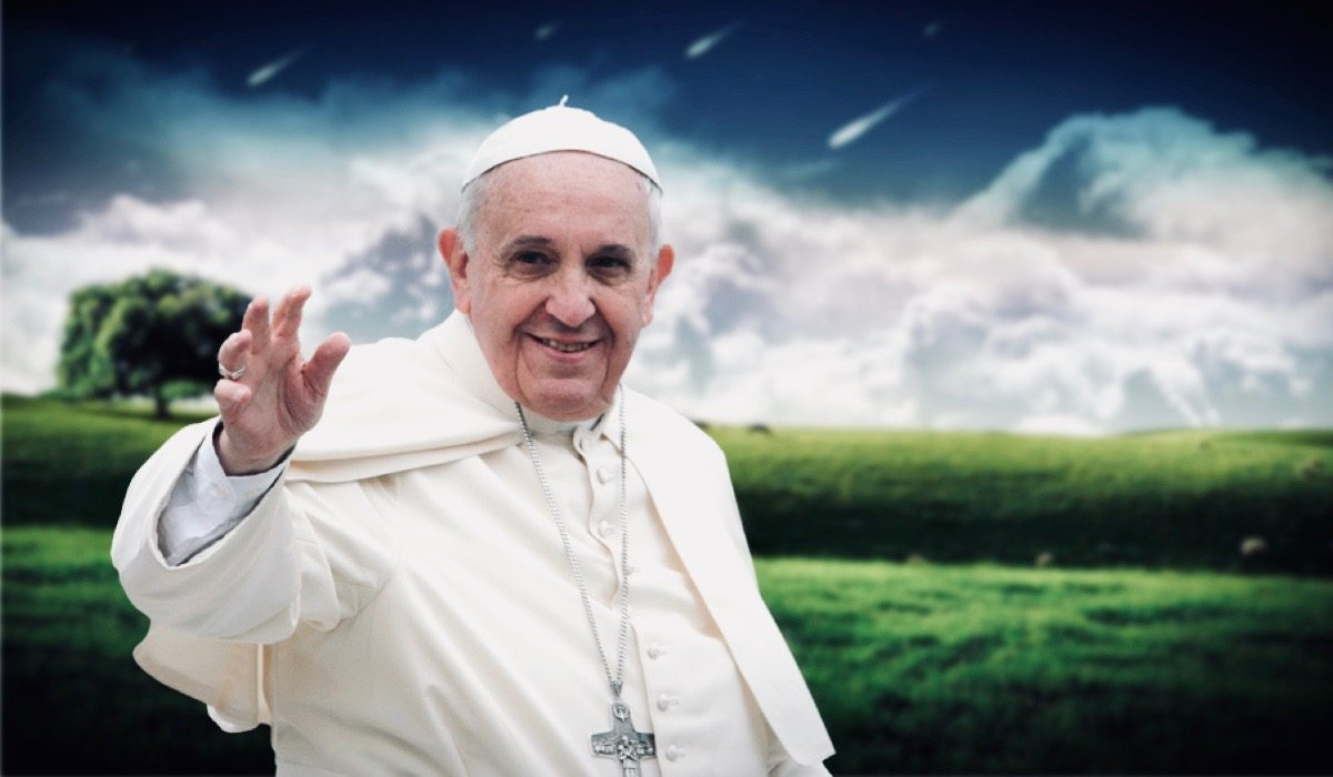 Katolicy zdruzgotani. Franciszek WYŚMIAŁ Adama i Ewę. A potem powiedział, jak było naprawdę