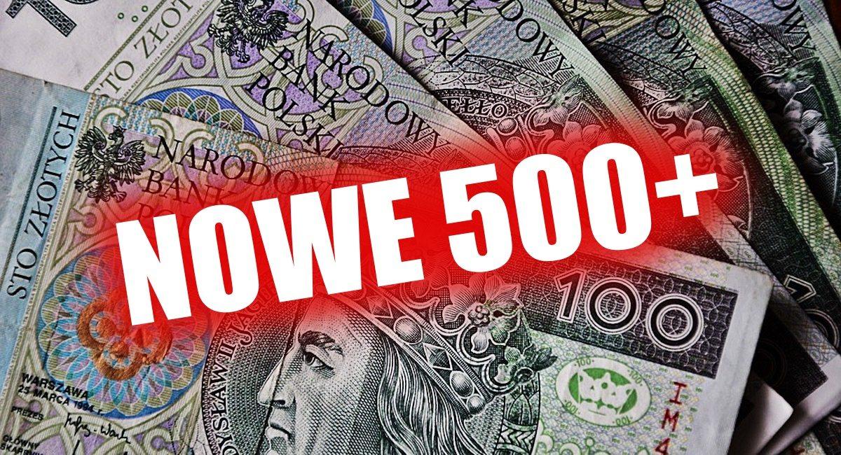 Będzie nowe 500 plus, ale nie dla dzieci. Dostać może je każdy