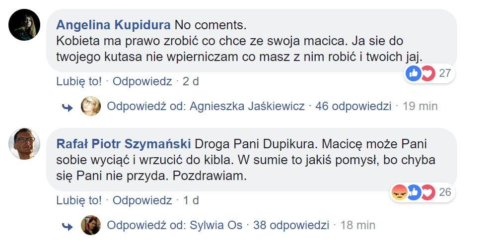 Polityk PiS Rafał Szymański
