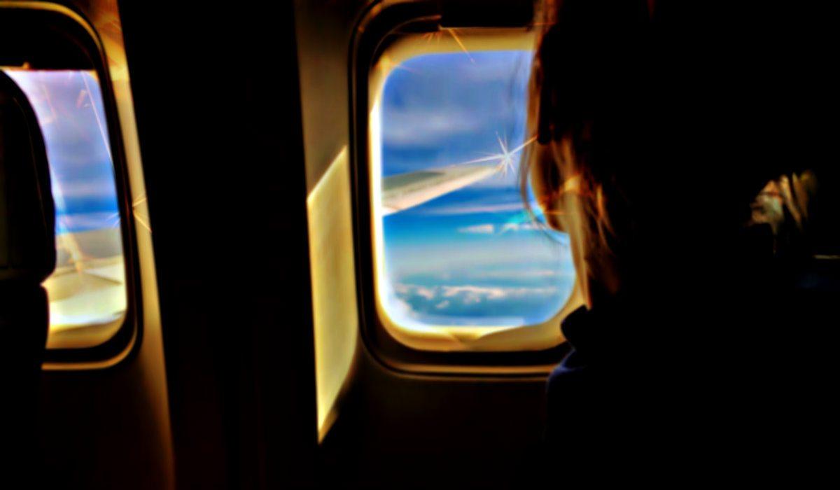 Cały samolot w panice. Wypadło okno, byli krok od śmierci