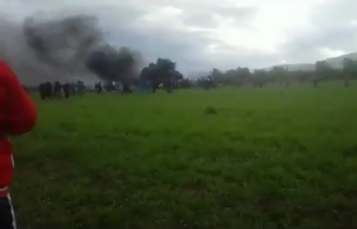 Katastrofa lotnicza dzień po rocznicy Smoleńska! Ponad 200 osób nie żyje