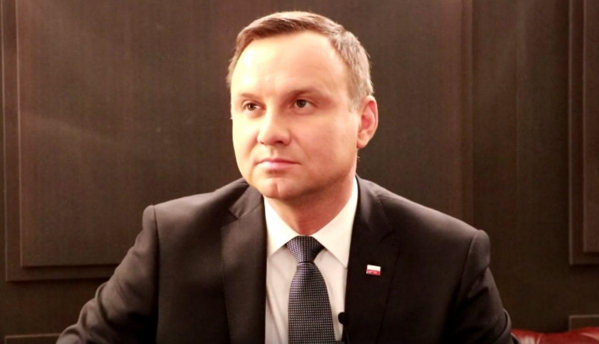Andrzej Duda szczerze. Był UZALEŻNIONY