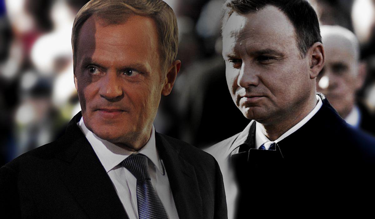 Duda czy Tusk? Wyborcy wybrali, przełomowy sondaż