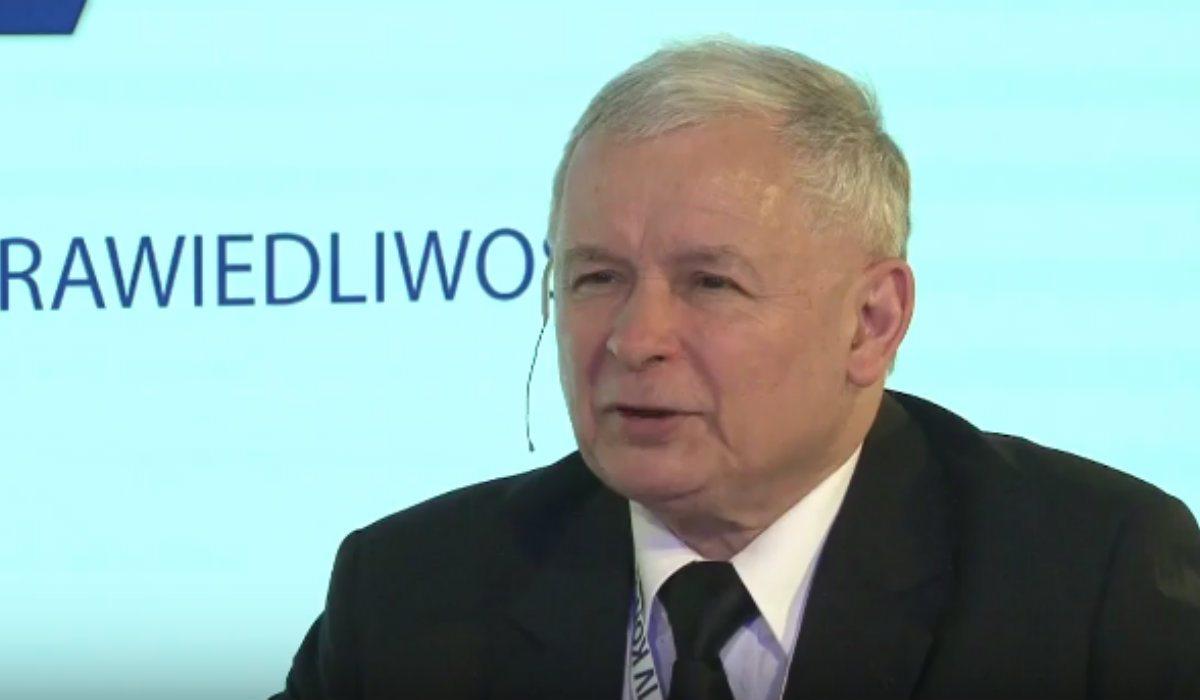 Kaczyński: Będziemy dążyli, by kobiety rodziły ciężko zdeformowane dzieci