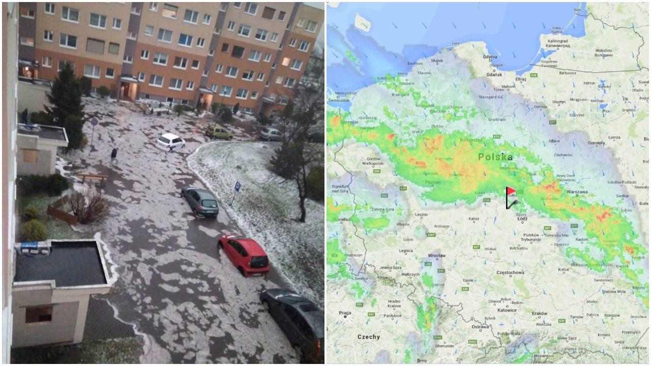 Przerażające zdjęcia z dużego polskiego miasta. To czeka również resztę kraju