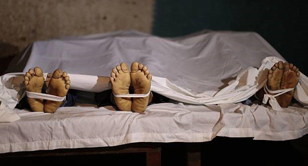 Olsztyn: Makabra w biały dzień. Znaleziono 3 ciała