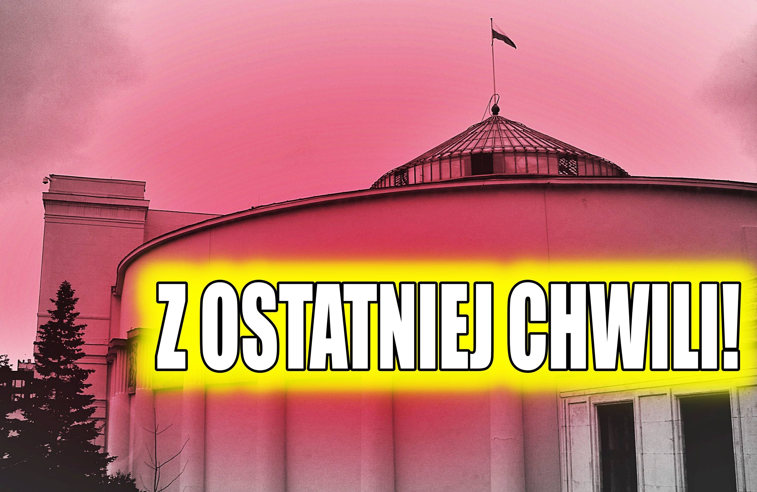 PiS po świętach rusza z NOWĄ ustawą! Znowu będzie wojna w Sejmie
