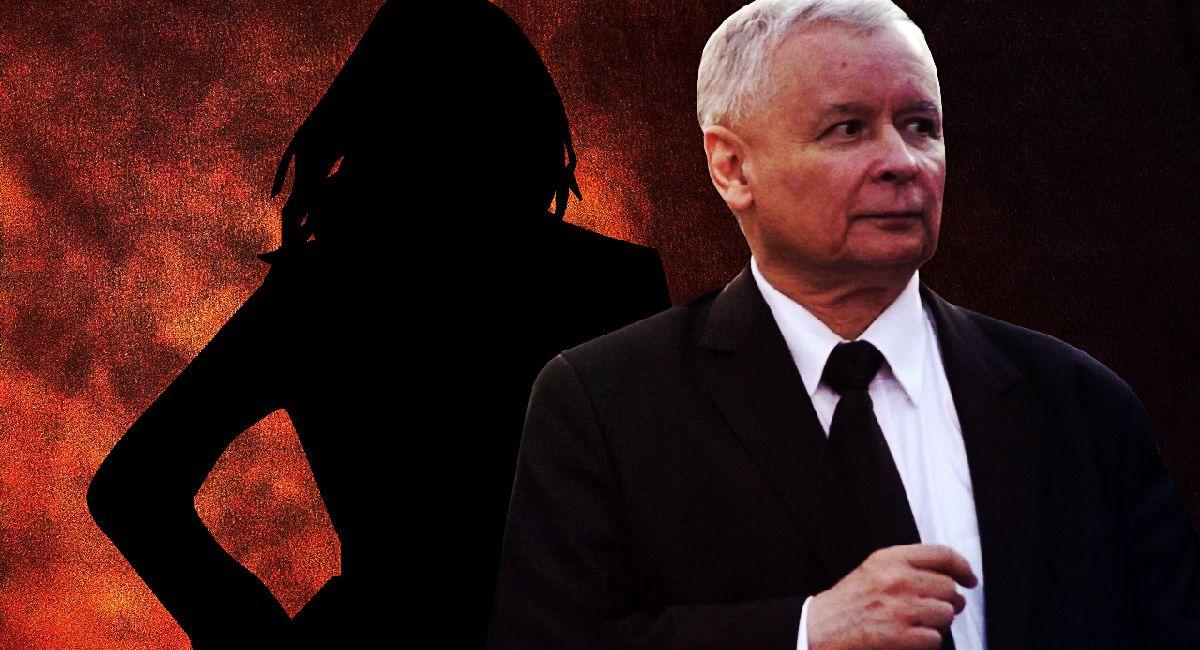 Nieznana przyjaciółka Kaczyńskiego. To u niej zapadają najważniejsze decyzje