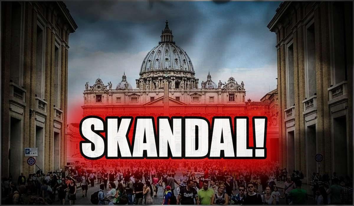 Skandal rozsadził Watykan! Nie żyją setki dzieci