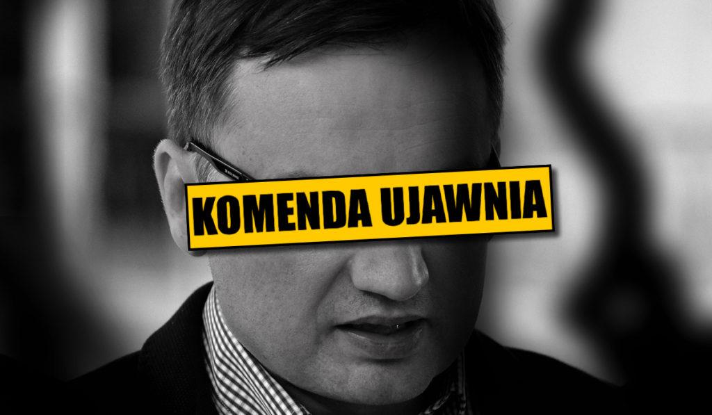 Tomasz Komenda ujawnia SENSACYJNE informacje. Ziobro pogrążony