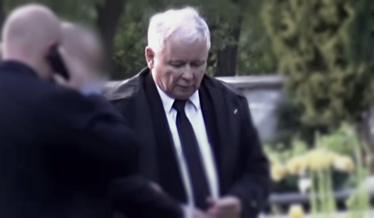 Znamy powód choroby Kaczyńskiego. Teraz popełnia ten sam błąd