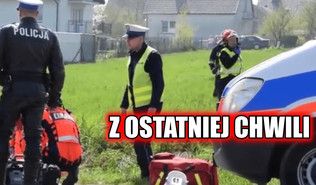 Polski polityk miał wypadek! Wjechał w niego samochód