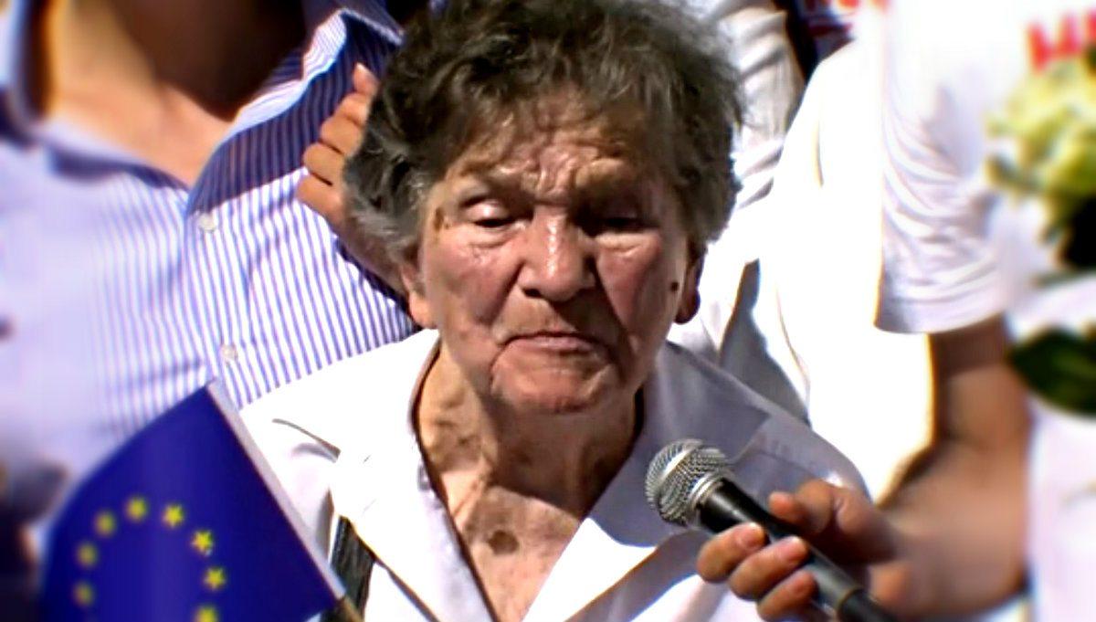 Hańba! TVP okrutnie wykorzystało 91-letnią kombatantkę