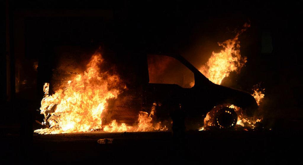 Nie tylko Brejza. Kolejny polityk ofiarą podpalenia