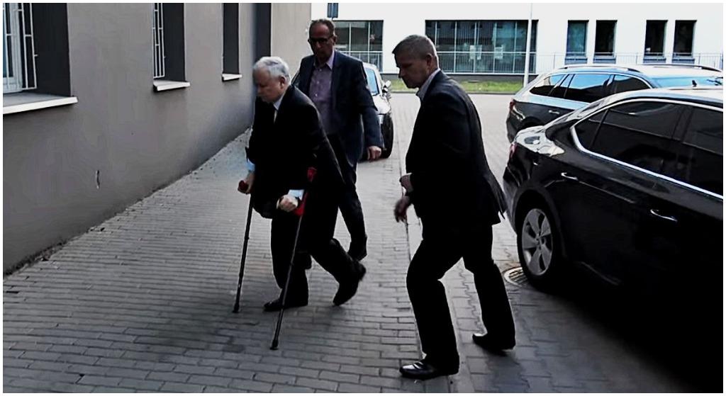 PiS ukrywa prawdę ws. choroby Kaczyńskiego?! Szokujące doniesienia