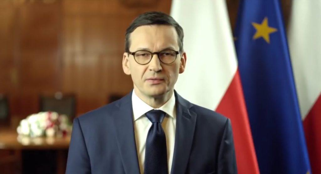 Morawiecki ostrzega Polaków. Ma czarną wizję