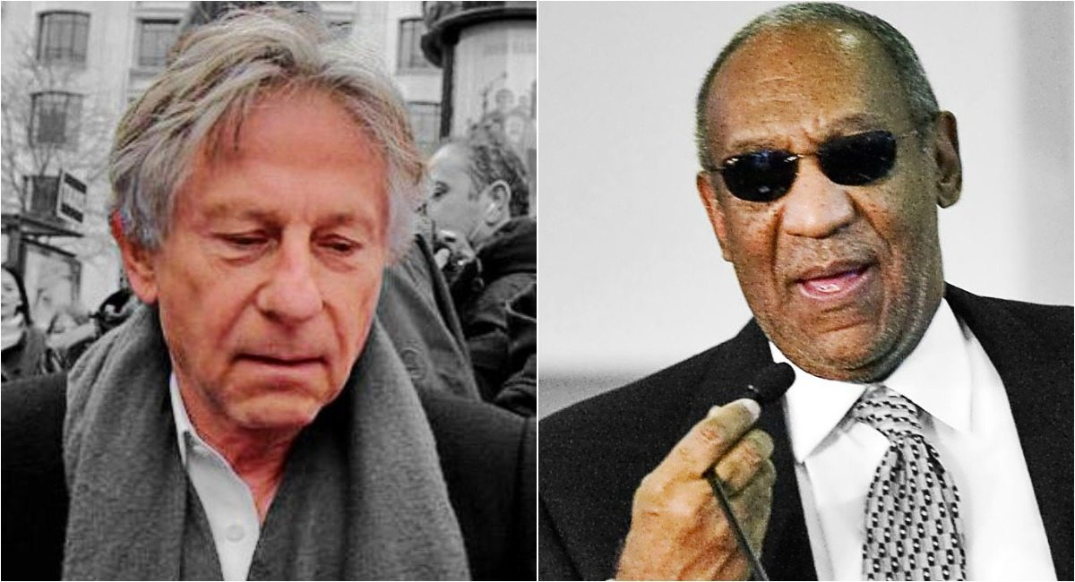 Amerykańska Akademia Filmowa wyrzuca Romana Polańskiego i Billa Cosby'ego