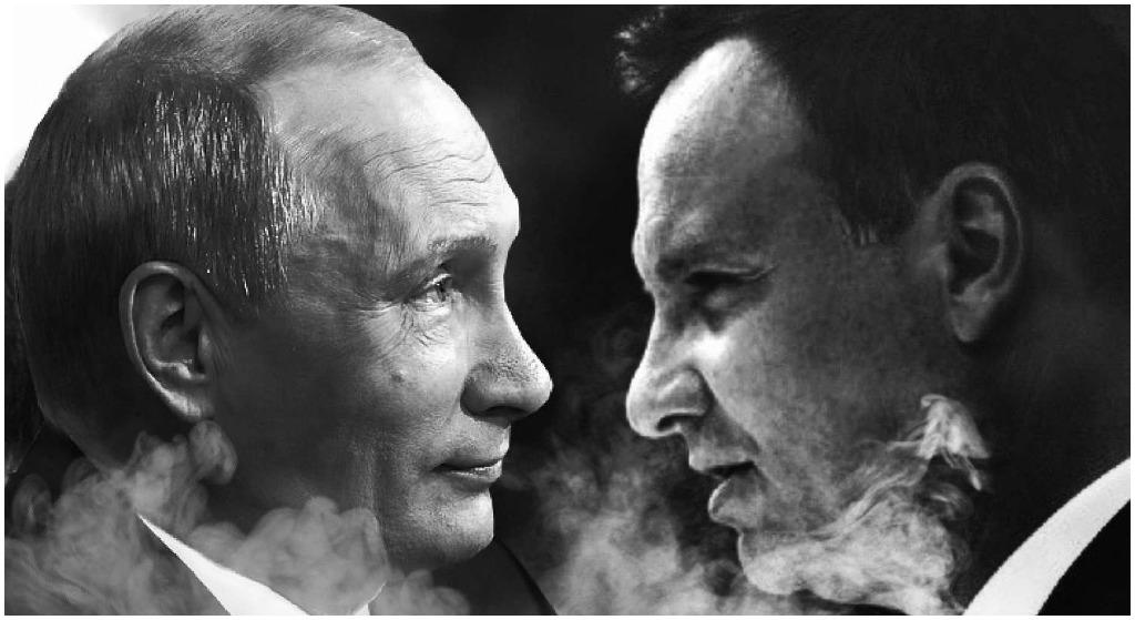 Będzie międzynarodowy skandal? Duda zaatakował Rosję na oczach całego świata