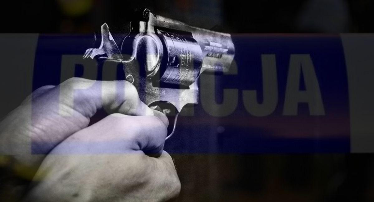 Strzelanina pod Warszawą. Policja nie dała rady