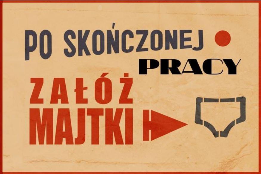 Propaganda Prl Najzabawniejsze Slogany Czasów Realnego