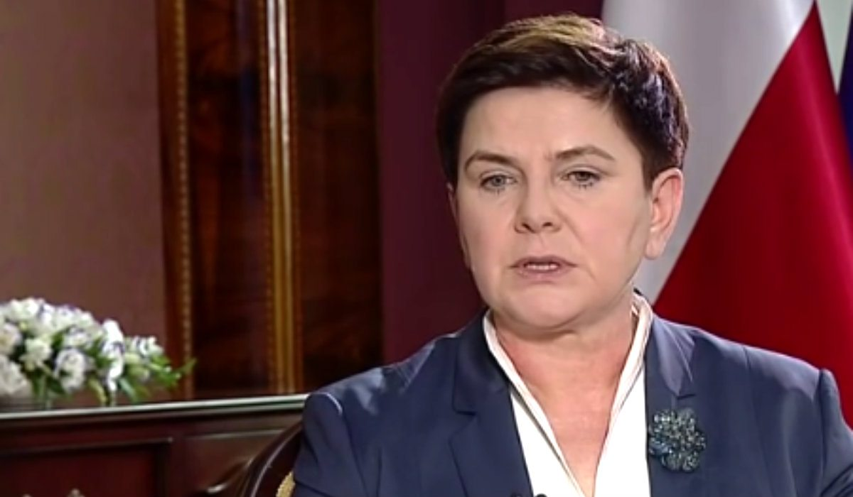 Jak nie Kaczyński to Szydło. Była premier CIERPI i chce to ukryć