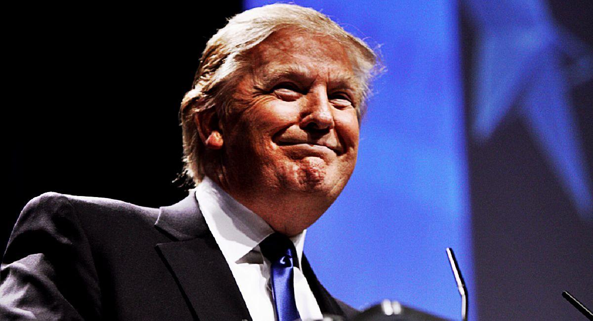 Donald Trump zapomniał imienia swojej żony! Wpadka roku
