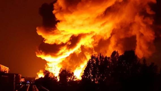63 pożarów wysypisk w Polsce w ostatnim czasie. Szokujące doniesienia o spisku