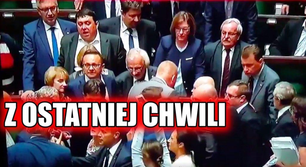 Burda w Sejmie! PiS podjął decyzję, opozycja wściekła