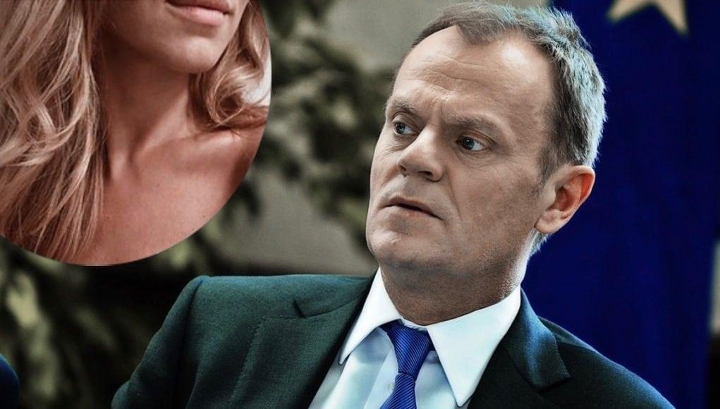 Donald Tusk dostanie zawału! Jego córka pokazała się w negliżu