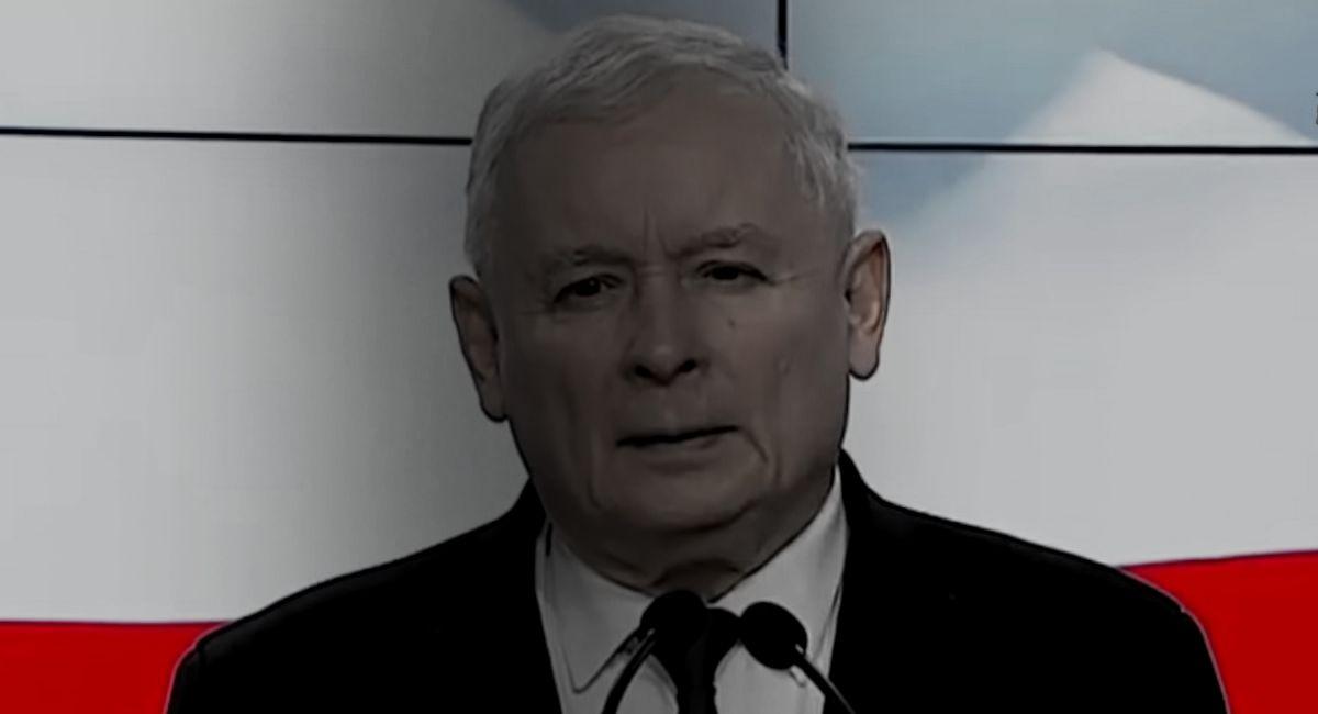 Żona polityka szczerze o chorobie Kaczyńskiego. Jest zdruzgotana