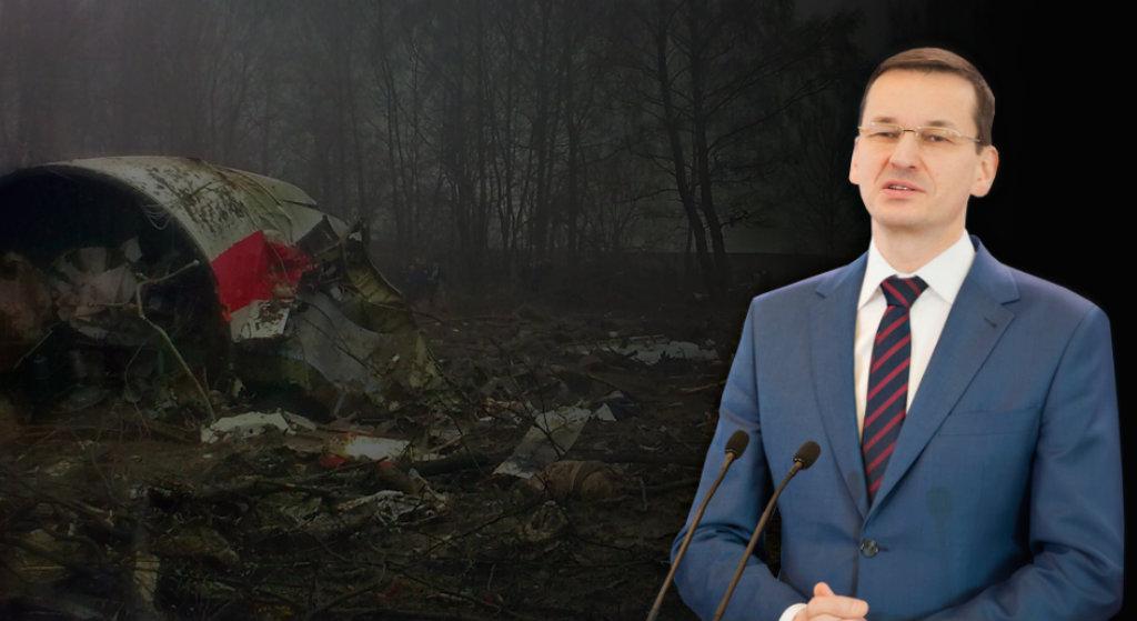 Przewidział katastrofę Smoleńską. Dzisiaj ma podobną, przerażającą wizję dla Morawieckiego