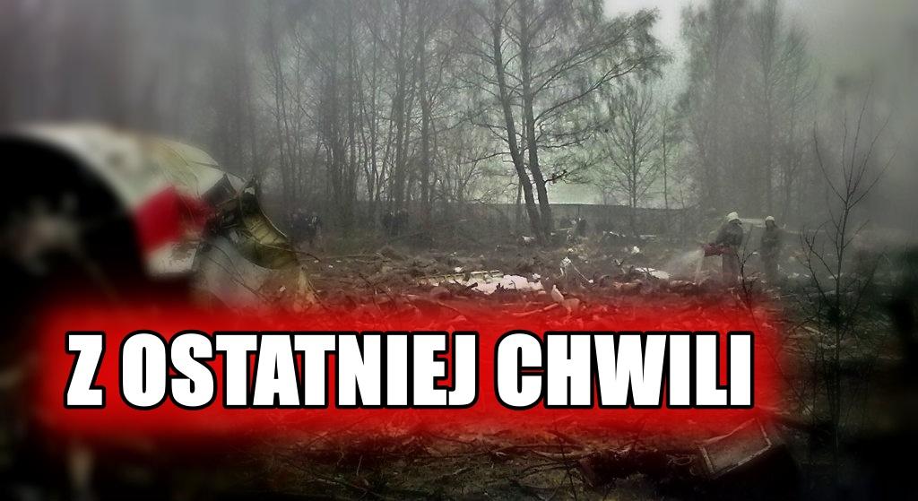 Historyczny przełom ws  Smoleńska! Ujawniono wstrząsające