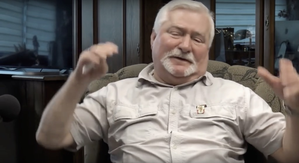 Lech Wałęsa zapowiada PRZEWRÓT. Ludzie się mobilizują