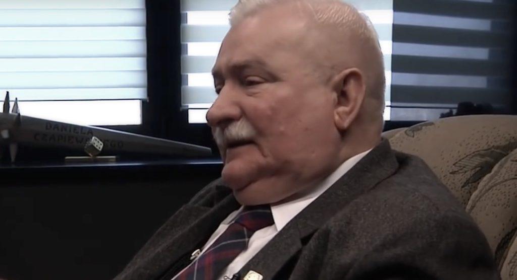 Lech Wałęsa nie kryje żałoby. Stracił wspaniała osobę
