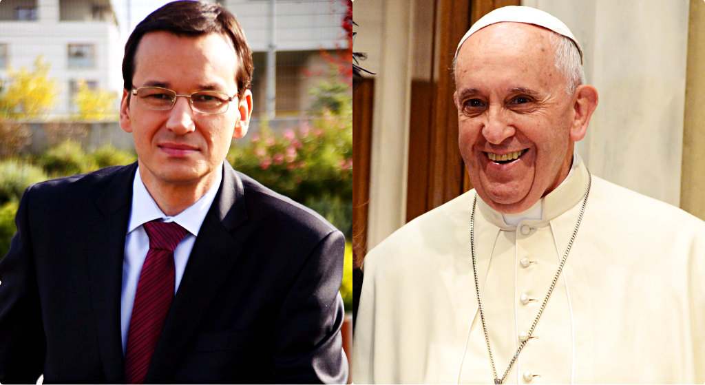 Będzie się działo! Morawiecki wyrusza do papieża Franciszka