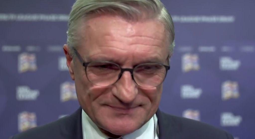 Konferencja prasowa: Minister Sportu o przyszłości Adama Nawałki