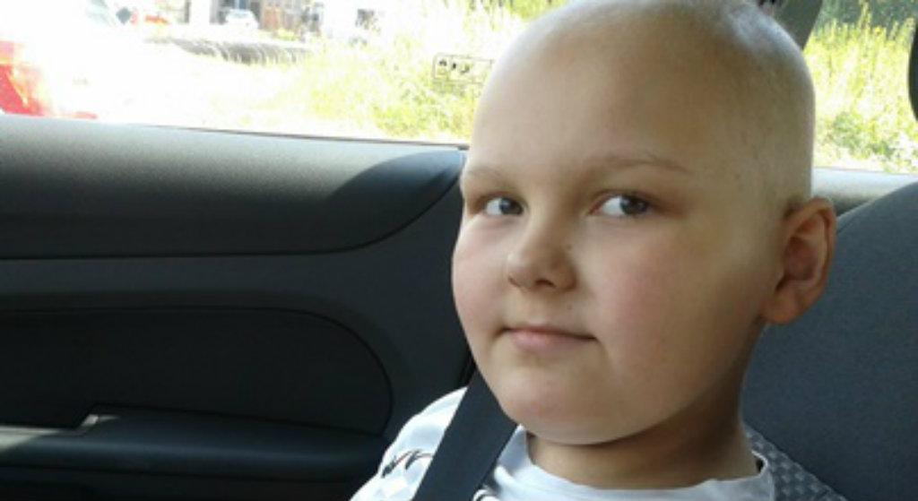 13-letni Alan walczy o życie. NFZ wstrzymało pieniądze na jego leczenie