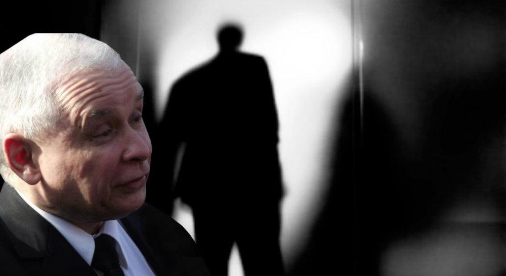 ON stoi za Kaczyńskim! Musiał wyjść z cienia