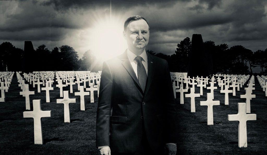 Śmierć przyszła niespodziewanie. Andrzej Duda pogrążył się w żałobie