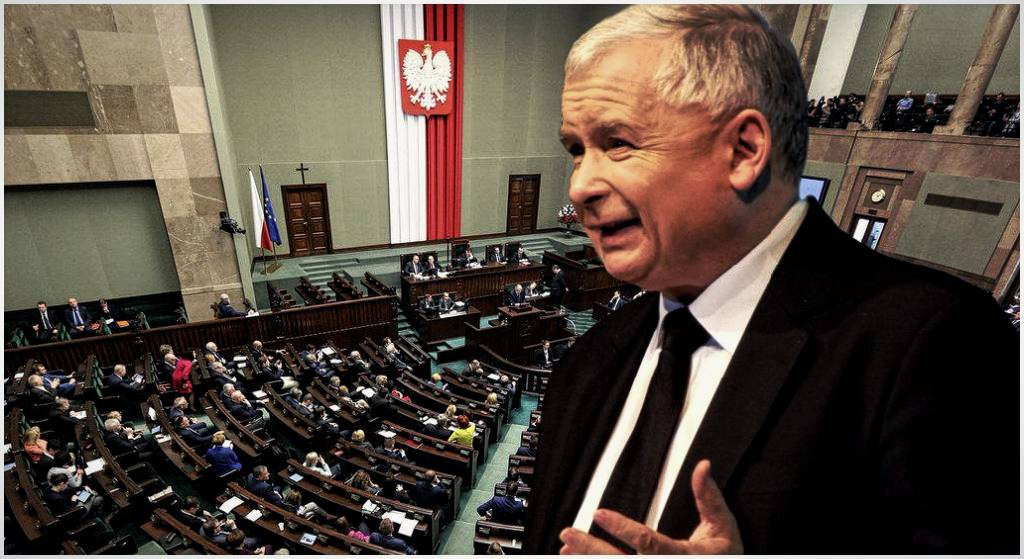 Kaczyński ze szpitala właśnie odpalił polityczną bombę atomową!