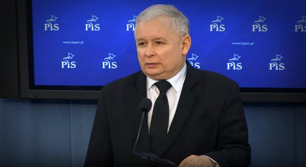 Chory Kaczyński wparował do Sejmu. Posłowie PiS bledli z każdym jego słowem